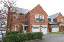 Detached house in Farm Crescent, St Albans...