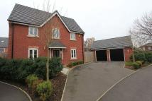3 bed Detached house in Peartree Crescent...
