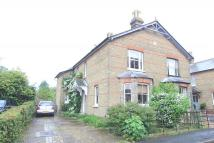 4 bed semi detached house in Burrows Road...