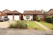 3 bed Detached Bungalow for sale in West Farm Court...