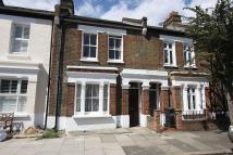 Terraced home in Thorparch Road, London...