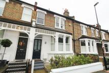 Terraced property for sale in Stillness Road, London...