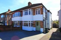 semi detached home for sale in Priests Avenue, Romford...