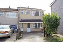 End of Terrace house in Brynmead Close, Sketty...