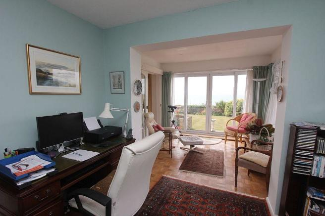 Sun Room/Office