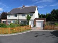 3 bedroom semi detached home in Ryecroft Crescent...