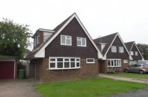 Detached house in Dryden Close...