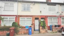 Terraced property in Kingswood Road...