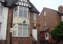 1 bed Ground Flat to rent in Roseneath Road, Urmston