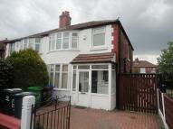 3 bedroom semi detached house in Delacourt Road...