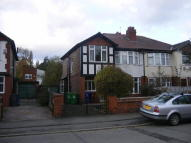 semi detached home to rent in Abberton Road, Withington