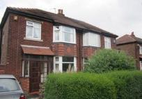 3 bed semi detached house to rent in Boundary Road, Cheadle
