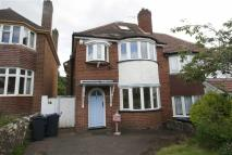3 bedroom semi detached home in Wyckham Close, Harborne