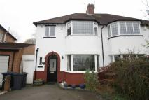 3 bed semi detached property in Yew Croft Avenue...