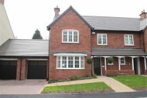 semi detached house in Winterborne Lane...