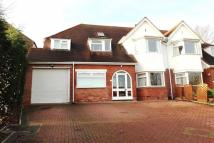 6 bed semi detached property for sale in Fitzroy Avenue, Harborne