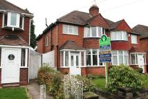 Tennal Road semi detached house for sale