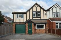semi detached house in Station Road, Alvechurch...