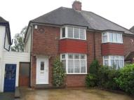 2 bed semi detached home to rent in Reddicap Heath Road...