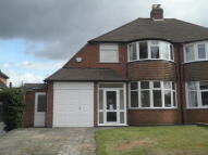 3 bedroom semi detached house to rent in Halton Road...