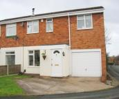 3 bed semi detached property in Curlew, Wilnecote...