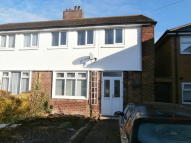3 bedroom semi detached property in Windyridge Road, Walmley...