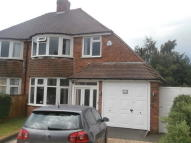 Halton Road semi detached house to rent