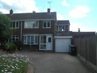 4 bed semi detached house in Cedar Drive, Tamworth...