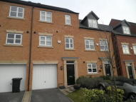 Town House in Lowes Drive, Tamworth...