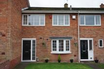 Terraced home in Somerton Drive...