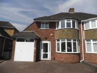 3 bedroom semi detached house in Falstone Road...