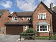 Detached property in Chester Gardens...