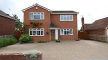 4 bed Detached property for sale in Wethered Drive, Burnham...
