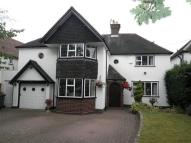 Detached property in Longwood Road, Aldridge...