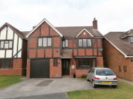 Detached home in Essington Close...