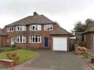 semi detached house for sale in Chester Road, Streetly...