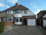 semi detached home for sale in Hemlingford Road...