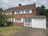 3 bed semi detached home for sale in Orton Avenue, Walmley...