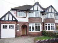 semi detached property in Chestnut Drive...