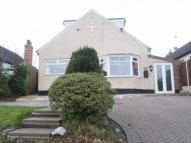 5 bed Detached Bungalow in Moor End Lane, Erdington...