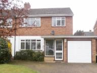 3 bed semi detached property for sale in Coldstream Road, Walmley...