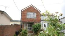 2 bed semi detached home in Burfield Road...