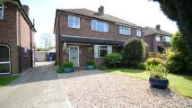 3 bedroom semi detached house for sale in Gables Close, Datchet...