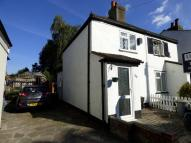 Cottage to rent in Oakley Road, Bromley