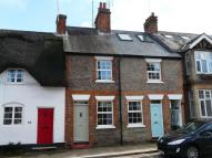Terraced property in High Street, Hungerford...