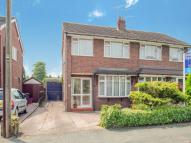 semi detached home for sale in Sycamore Avenue...