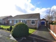 2 bedroom Semi-Detached Bungalow in Poplar Close, Congleton...
