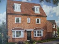 4 bedroom new house in Forest Edge, Cuddington...