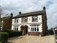 semi detached house in Macclesfield Road...