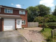 semi detached house in Dunoon Close...